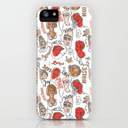 Music Vibes iPhone Case