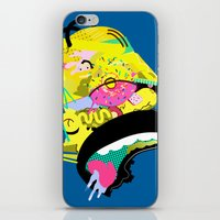 homer iPhone & iPod Skins featuring Homer 1. by Huxley Chin