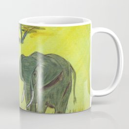 The Last Elephant 2013 Coffee Mug
