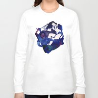 celestial Long Sleeve T-shirts featuring Celestial by Stevyn Llewellyn