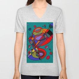 Klee #50 Unisex V-Neck