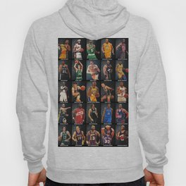 Basketball Legends Hoody