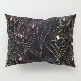 Wild orchids  #Orchid Pillow Sham