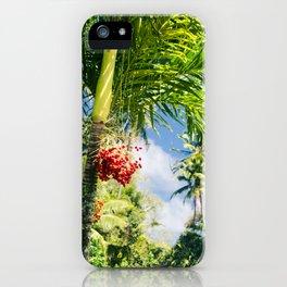 Keanae Palm Beauty iPhone Case