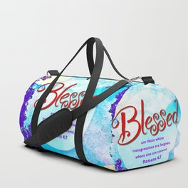Blessed! Duffle Bag