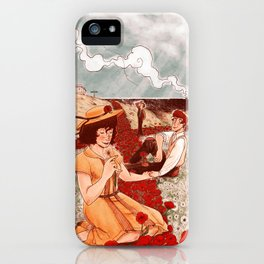There'll Always Be an England iPhone Case