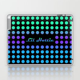 Lil Hottie Aqua/Purple/Blue Laptop & iPad Skin