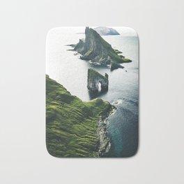 faroe islands Bath Mat
