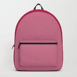 Half Cerise Backpack