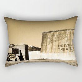The Valley Theatre Rectangular Pillow