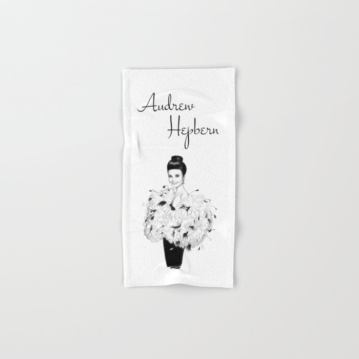 Audrey Hand & Bath Towel