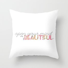 Betsy Throw Pillow