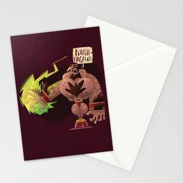 Banishing Flat Stationery Cards