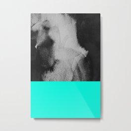Under the cloud Metal Print