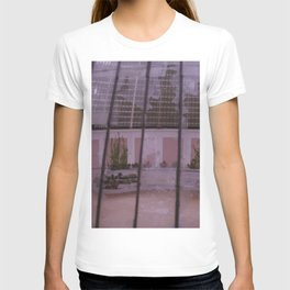 Broken greenhouse T-shirt