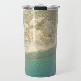 view from air Travel Mug