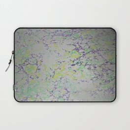 Easter Composition Water Marbling Laptop Sleeve