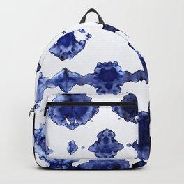 Habotai Shibori Ikat Backpack