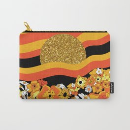 Mr. Sun Carry-All Pouch