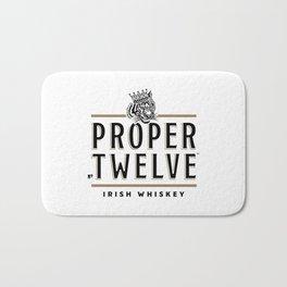 Proper Twelve Irish Whiskey Logo Bath Mat