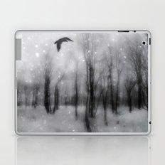 As The Crow Flies Laptop & iPad Skin