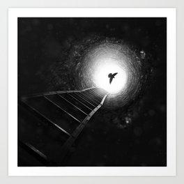 Light Redemption Art Print