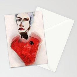 Höfuð til Tá # 1 Stationery Cards