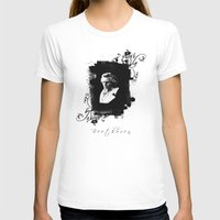 beethoven T-shirts featuring Beethoven by viva la revolucion