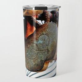 Two Hearts Travel Mug