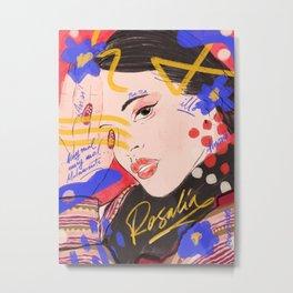 Rosalia Metal Print