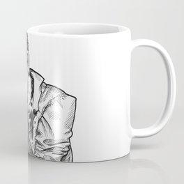 Newton Geiszler Coffee Mug