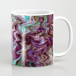 Colours water fall 10 Coffee Mug