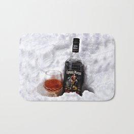Ice Cold Captain Morgan Rum Bath Mat