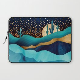 Indigo Desert Night Laptop Sleeve