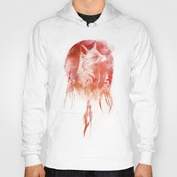 30 seconds to mars Hoodies featuring Mars by Robert Farkas