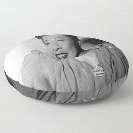 Ella Fitzgerald Floor Pillow