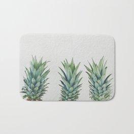 Pineapple Trio Bath Mat