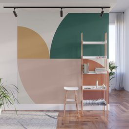 Abstract Geometric 11 Wall Mural