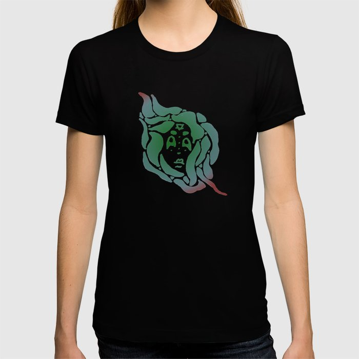 earth spirit (color) T-shirt