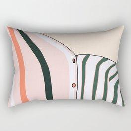 Unbutton Rectangular Pillow