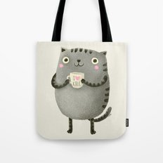 I♥kill (brown) Tote Bag