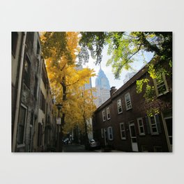 Philadelphia, PA Canvas Print