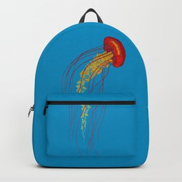 Stitches: Jellyfish Backpack