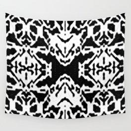 X001_black Wall Tapestry
