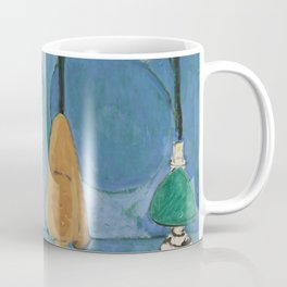 The Blue Window, Issy-les-Moulineaux, 1913 by Henri Matisse, Artwork Design, Poster Tshirt, Tee, Jer Coffee Mug