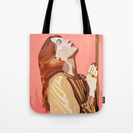 """""""Live creatively without chaos"""" Tote Bag"""