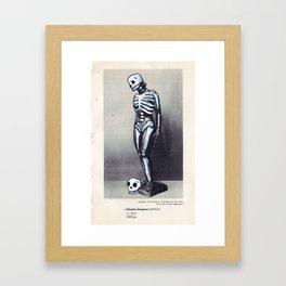 X-RAY VISION  Framed Art Print