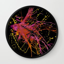 Darkness There, and Nothing More. Wall Clock