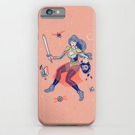 Space Judith iPhone Case