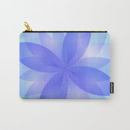 Abstract Lotus Flower G303 Carry-All Pouch